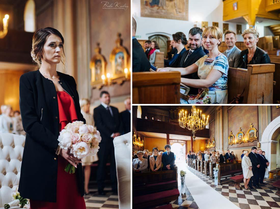 zdjęcia ślubne gości