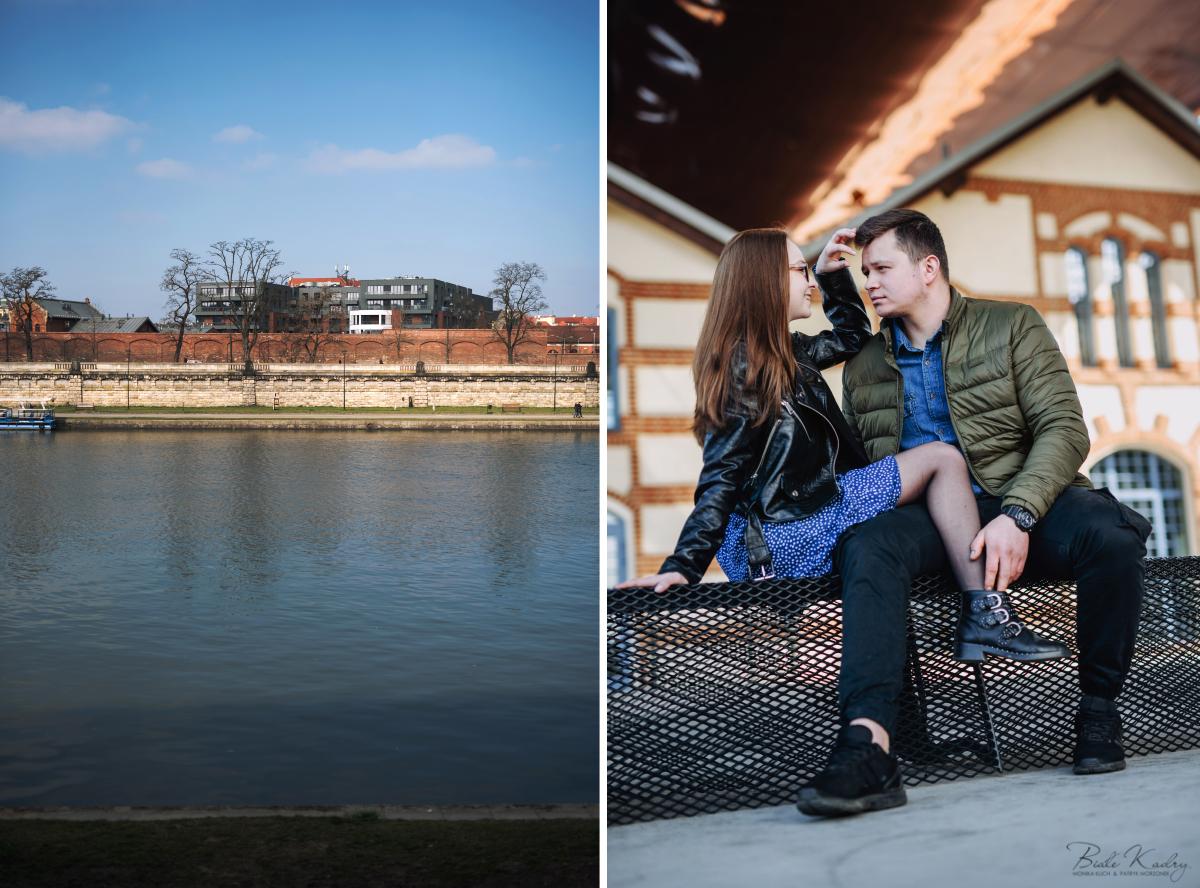 fotograf do sesji narzeczeńskiej, sesja zaręczynowa kraków i katowice